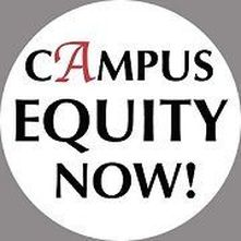 Campus Equity Now slogan